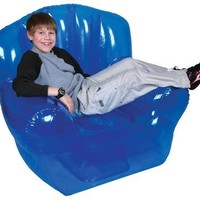 High Back Inflatable Blow up Chair - High Back Blow up Lounge Chair
