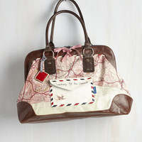 Travel Traveling Translator Bag by Disaster Designs from ModCloth