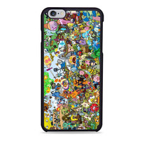 adventure time all character cartoon for iPhone cases