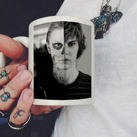 american horror story Mug, Ceramic Mug, Coffee Mug, tea mug,