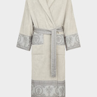 Versace I ♡ Baroque Luxe Bathrobe for Women | US Online Store