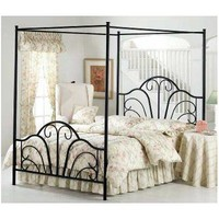 Hillsdale Furniture Dover Canopy Bed