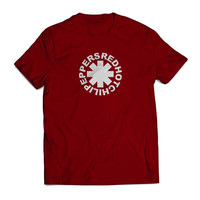 Red Hot Chili Peppers Clothing T shirt Men