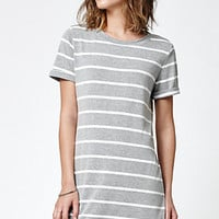 la hearts striped dress at PacSun.com