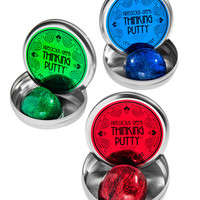 Precious Gems Putty: Putty that shimmers like jewels.