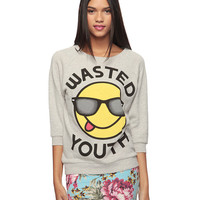Wasted Youth Pull Over