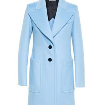 BALENCIAGA   Wool Coat   brownsfashion.com   The Finest Edit of Luxury Fashion   Clothes, Shoes, Bags and Accessories for Men & Women