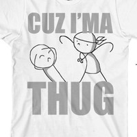 Cuz I'ma Thug - Swoozie - Official Online Store on District LinesDistrict Lines
