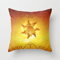 ...and at last i see the light! Throw Pillow by Emiliano Morciano (Ateyo)