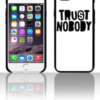 Trust Nobody nobody 5 5s 6 6plus phone cases