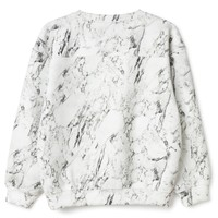 Weekday   Sweaters   Win Bonded Marble Sweater