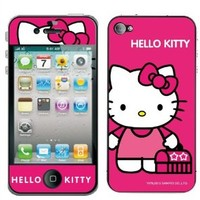 HJX Body Decal Cute Hello Kitty Skin Sticker Front and Back for Apple iPhone
