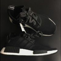 """Adidas"" NMD Trending Fashion Casual Sports Shoes Black G"