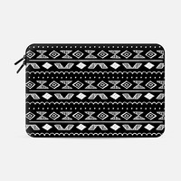 """MODERN TRIBE CASE Macbook Pro 15"""" sleeve by The Paper Cub Co.   Casetify"""