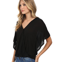 Culture Phit Katie Butterfly Arm Top
