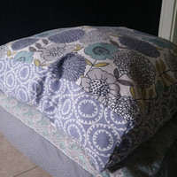 35x35 Custom Large Floor Pillow Cover, Dog Bed