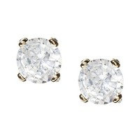 Banana Republic Sparkle Stud Earring Size One Size - Gold