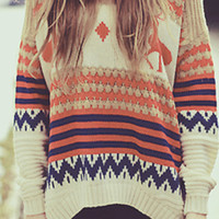 Reindeer Love Sweater