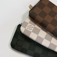 LV Louis Vuitton Classic Men's and Women's All-match Mini Clutch Coin Purse Key Case