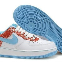 Fashionable Women's NIKE Air Force 1 Sneakers