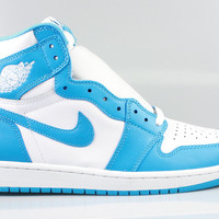 Air Jordan Men's 1 High OG Retro UNC 2015