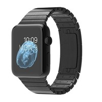Apple Watch 42mm Space Black Stainless Steel Case with Space Black Link Bracelet