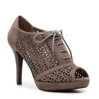 A. Marinelli Cutout Oxford Bootie Ankle Boots & Booties Boots Women's Shoes - DSW