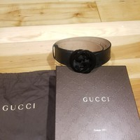 gucci belt 80 32 Authentic