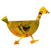 Kelly Carlson's D is for Duck Wall Decal