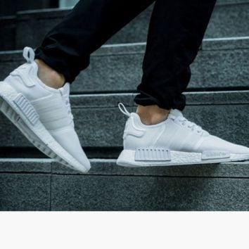 """""""ADIDAS"""" Trending Fashion Casual Sports Shoes Pure White"""