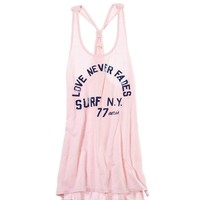 Aerie Graphic Coverup Tank | Aerie for American Eagle