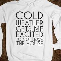 COLD WEATHER EXCITMENT