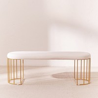 Canary Bench | Urban Outfitters