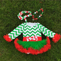 PERSONALIZED Christmas Dress, Christmas Onesuit , Baby Christmas Dress, Snowflake Dress, Christmas Dress, Chevron, First Christmas Onesuit