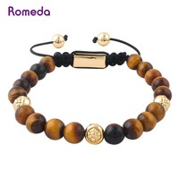 Shiny New Arrival Hot Sale Great Deal Awesome Gift Stylish Handcrafts Strong Character Jewelry Men Bracelet [10579381379]