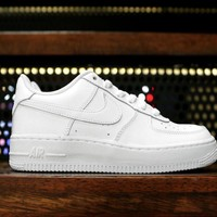 NIKE Women Men Running Sport Casual Shoes Sneakers Air force White I-1