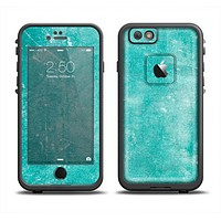 The Scratched Turquoise Surface Apple iPhone 6/6s Plus LifeProof Fre Case Skin Set