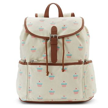 Candie's Nicole Cupcake Backpack