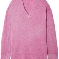 Marc Jacobs - Oversized cashmere sweater