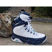 "Air Jordan 9 ""University Blue"" - Best Deal Online"