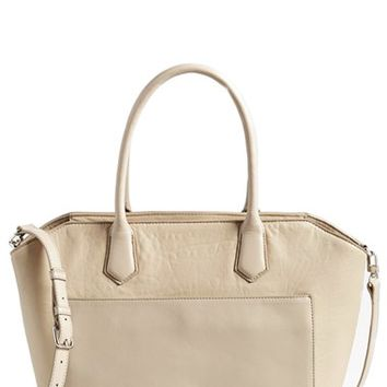 Halogen 'Pioneer Square' Leather Tote