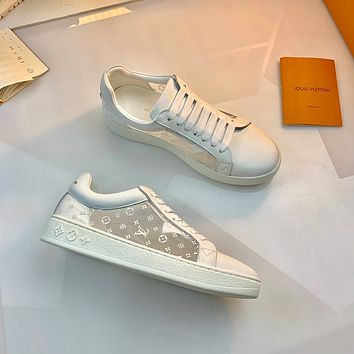 lv louis vuitton womens mens 2020 new fashion casual shoes sneaker sport running shoes 15