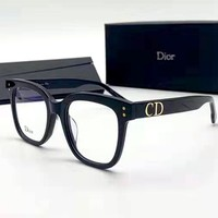 Dior personality retro box sunglasses