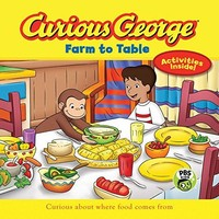 Curious George Farm to Table Curious George