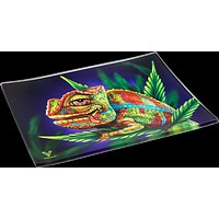 Cloud 9 Chameleon Glass Tray - Shatter Resistant