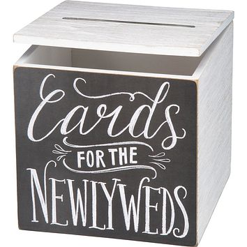 Card Box - For The Newlyweds