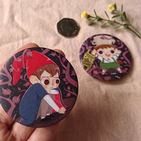Over the Garden Wall 58mm Badges