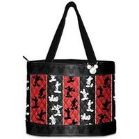 Disney Mickey Mouse Quilted Tote Bag - FindGift.com
