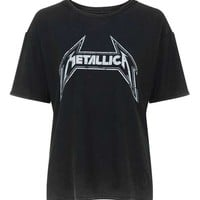 Metallica Tee by And Finally