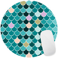 Mermaid Mouse Pad Decal